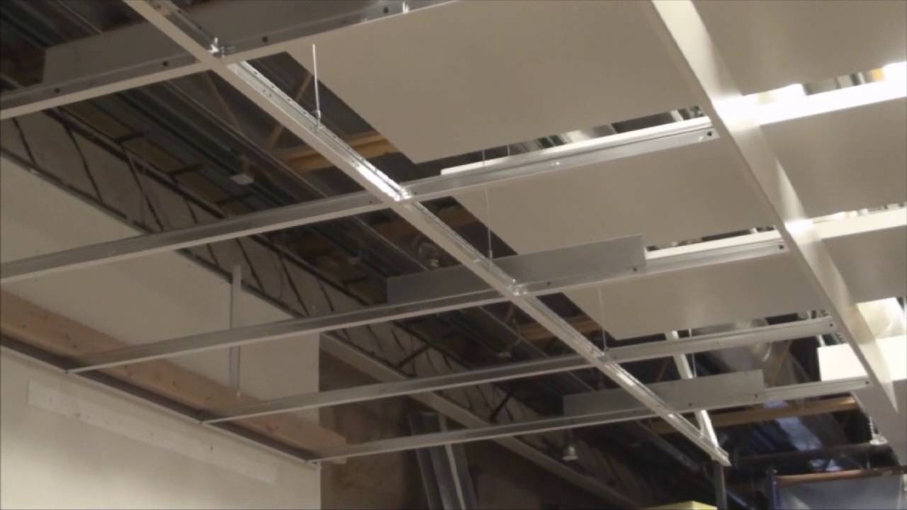 Tips for Installing USG Ceiling Cloud Suspension Brace ...