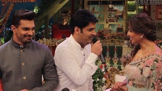Kapil Sharma Sings For Bipasha Basu   The Kapil Sharma Show Episode 13