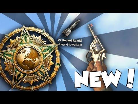 NEW DLC UPDATE! PRESTIGE MASTER LEVEL 396 - V2 ROCKETS - 64, FUNNY MOMENTS, BEST CLASS SETUPS & MORE