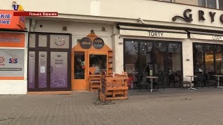 Самая маленькая кофейня Польши