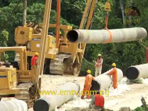 PNG LNG Project Begins Production Ahead Of Schedule
