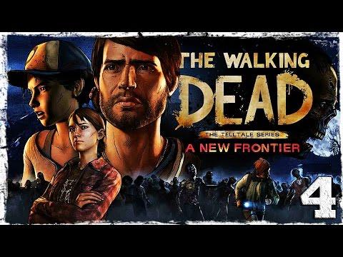 Смотреть прохождение игры The Walking Dead: A New Frontier. #4: Иисус.