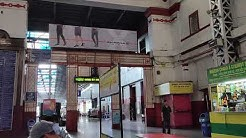 Indian Railway Station I Mumbai Central Main MMCT