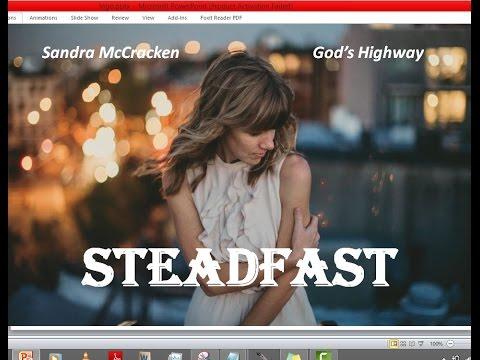 Sandra McCracken - Steadfast (Lyrics)