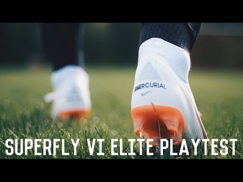 first rate 02655 0e3b1 Nike Mercurial Superfly VI Elite Playtest | Testing New World Cup Football  Boots
