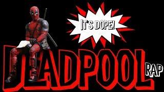 Deadpool 2 Rap Soundtrack (Marvel Comics) Ryan Reynolds | Daddyphatsnaps