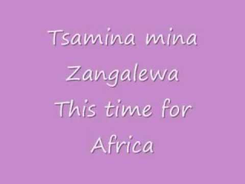 ShakiraWaka Waka with full lyrics video