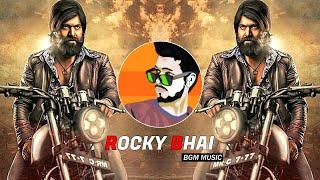 Rocky Bhai - BGM MIX - KGF Dialogues | Dj SiD Jhansi Ft. Blazze Music | KGF Chapter 2 Theme