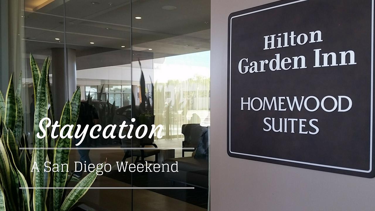 transformation tour hilton homewood suites on san
