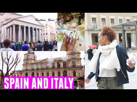 My Trip To Spain And Italy 2015  | EF Tours