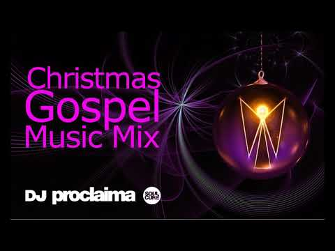 Christmas Gospel Music Radio Mix - DJ Proclaima