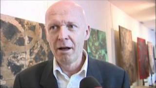 "Korczowski Exposition ""Orbium Coelestium""  Musee Paul Delouvrier 2011"