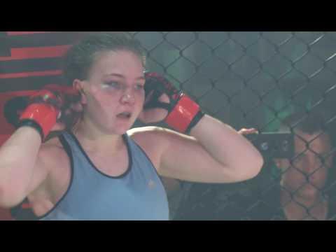 KNO 1: Olga Rubin VS Tatyana Voznyuk - FULL FIGHT