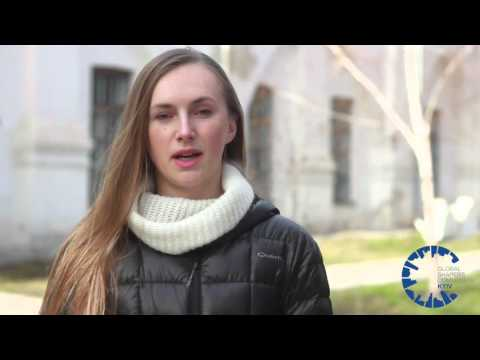 Say yes to Ukraine from Oksana Nezhyvenko