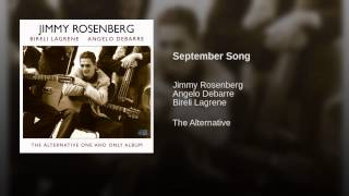 Play September Song