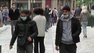 В мире почти 40 миллионов человек получили положительный тест на коронавирус