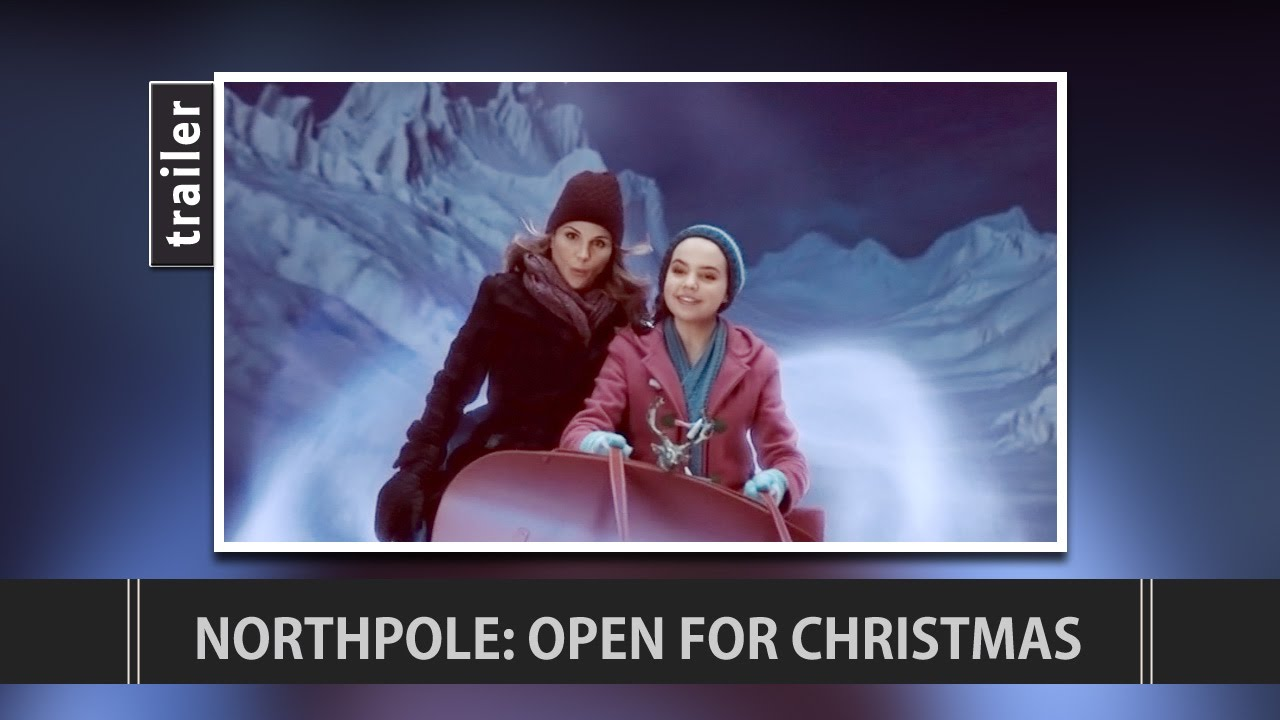 Northpole: Open for Christmas (2015) Trailer - YouTube
