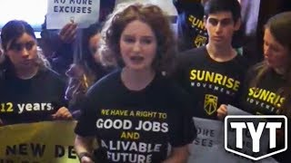 Climate Change Protesters Arrested