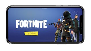 Free Fortnite for mobile 100% legit. No survey. Official game