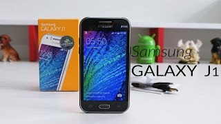 Samsung Galaxy J1 Unboxing & Quick Review!