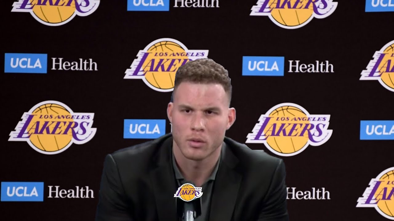 Download Blake Griffin Trade To Lakers Joining Lebron James & Anthony Davis - Leaving Pistons