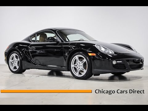 Chicago Cars Direct Reviews Presents A Porsche Cayman Coupe - Sports cars direct