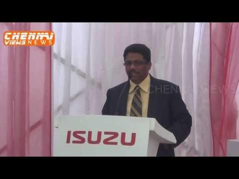 Isuzu Motors India Manufacturing Facility Bhoomi pooja at Sri City Tada