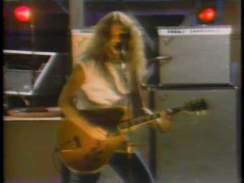 Ted Nugent Live at ABCTV, Los Angeles 24101980  Scream Dream