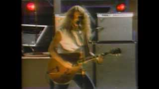 Ted Nugent Live at ABC-TV, Los Angeles 24/10/1980 - Scream Dream