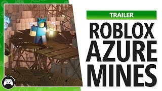 Tráiler - Roblox Azure Mines