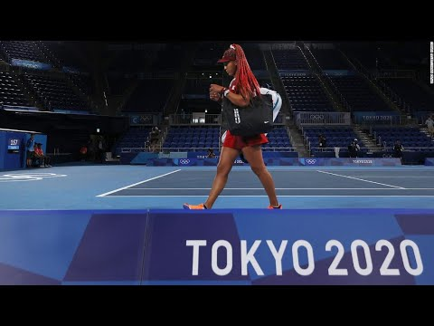 Naomi Osaka will leave 2020 Olympics without a medal, loses in 3rd ...