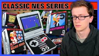 Classic NES Series f๐r Game Boy Advance - Scott The Woz
