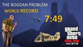 The Bogdan Problem Money Glitch *** ACT II GTA 5 Online