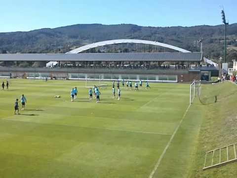 Entrenamiento del Athletic Club en Lezama - YouTube 6f6b059e3c302