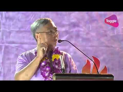 GE2015: Goh Meng Seng speaks at PPP rally in Choa Chu Kang, Sep 9