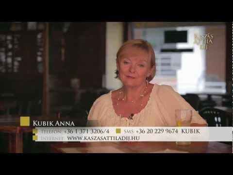 Attila Kaszás award 2012  Anna Kubik