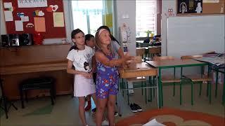 Maths through games at Polish School in Czasław