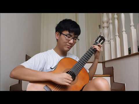 Sunday Morning (Bossa Nova Guitar) (with TUTORIAL)