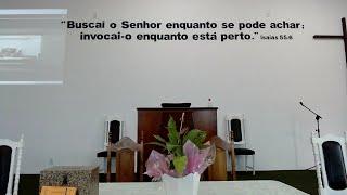 Culto de Santa Ceia 10/01/2021