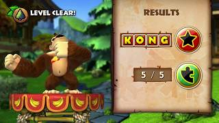 Donkey Kong Country: Tropical Freeze - Level 2-4 Sawmill Thrill