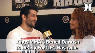 UFC Nashville: Beneil Dariush Trains At Kings MMA, Talks Michael Johnson Fight
