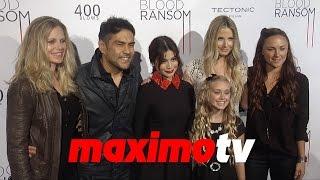 """""""Blood Ransom"""" LA Premiere Anne Curtis, Alexander Dreymon, Jessica Sanchez"""