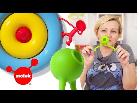 Moluk Plui, Oogi, Mox, Hix, Zabawki Dla Kreatywnych Dzieci, Tublu
