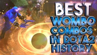 BEST WOMBO COMBOS in Dota 2 History
