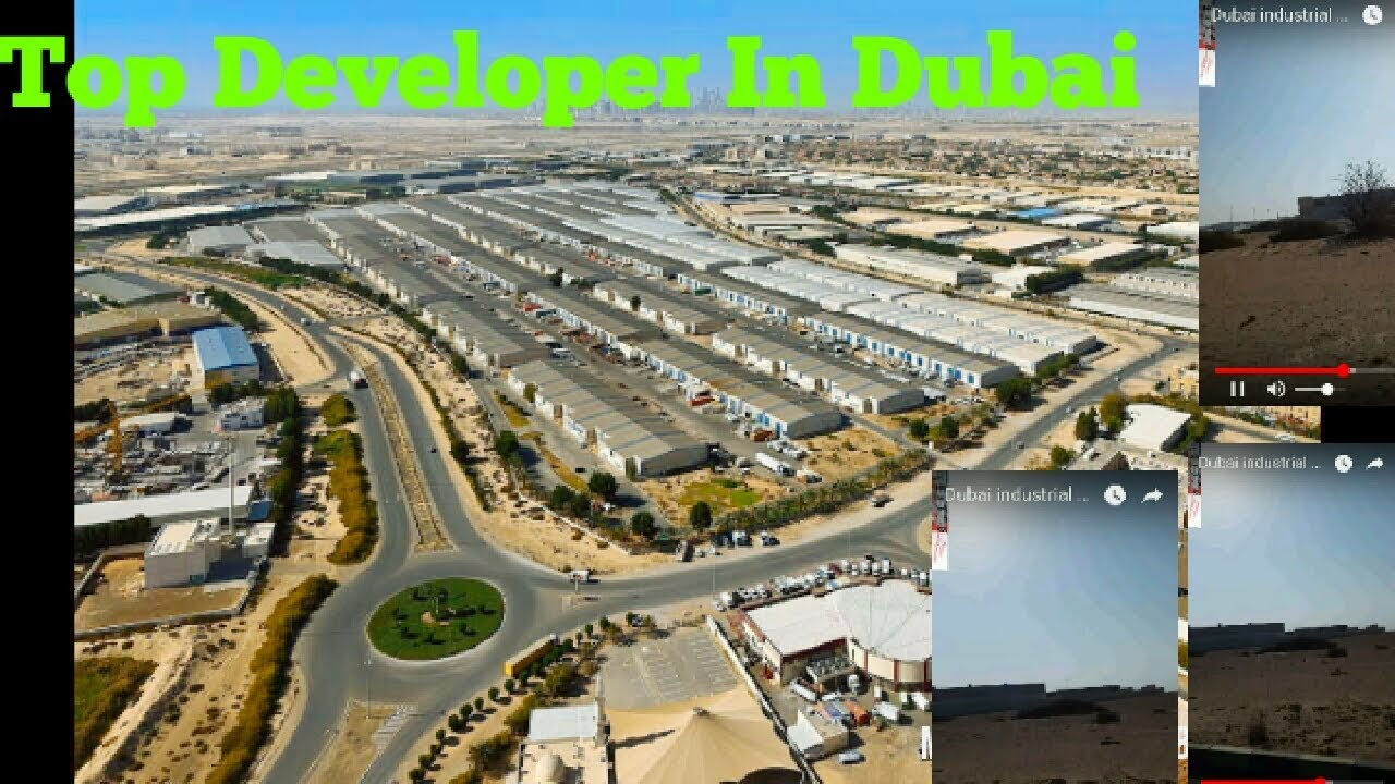 Dubai industrial area fosters the growth of manufacturing companies in UAE