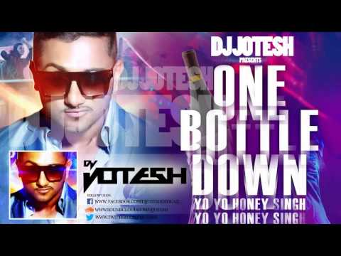 One Bottle Down Dj jotesh EDM bounce mix 2015