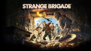Strange Brigade - Game Movie