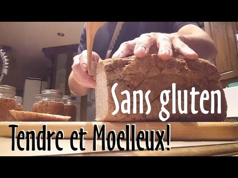 🍞-recette-de-pain-sans-gluten-savoureux-et-moelleux---Épisode-64