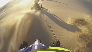 Stockton Sand Dunes Australia YFZ450R 20161104