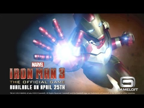 Official Iron Man 3 - The Official Game - Stark Industries Trailer